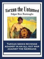 Tarzan the Untamed - Edgar Rice Burroughs
