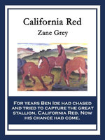 California Red - Zane Grey