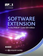Software Extension to the Pmbok Guide Fifth Edition - Project Management Institute