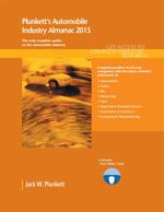 Plunkett's Automobile Industry Almanac 2015 - Jack W. Plunkett