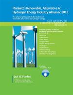 Plunkett's Renewable, Alternative & Hydrogen Energy Industry Almanac 2015 - Jack W. Plunkett