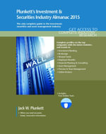 Plunkett's Investment & Securities Industry Almanac 2015 - Jack W. Plunkett