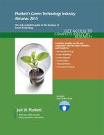 Plunkett's Green Technology Industry Almanac 2015 - Jack W. Plunkett