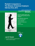 Plunkett's Companion to The Almanac of American Employers 2015 - Jack W. Plunkett