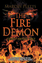 The Fire Demon : Death Awaits You! - Marcus Pletts