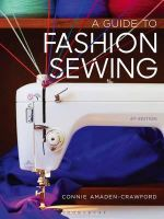 A Guide to Fashion Sewing - Connie Amaden-Crawford