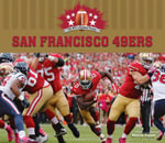 San Francisco 49ers - Marcia Zappa