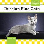 Russian Blue Cats - Stephanie Finne