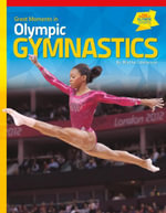 Great Moments in Olympic Gymnastics - Blythe Lawrence
