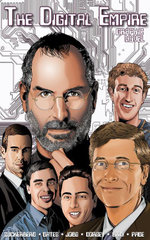 Orbit : The Digital Empire: Bill Gates, Steve Jobs, Sergey Brin, Larry Page, Mark Zuckerberg & Jack Dorsey - Patrick McCray