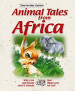 Two-in-one : Animal Tales from Africa 1 - Mirna Lawrence