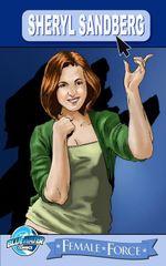 Female Force : Sheryl Sandberg - Michael L. Frizell