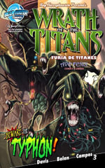 Wrath of the Titans #3 (Spanish Edition) - Darren G. Davis