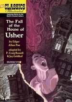 Classics Illustrated No. 20 : The Fall of the House of Usher - Edgar Allan Poe