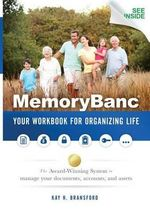 Memorybanc : Your Workbook for Organizing Life - Kay H Bransford