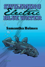 Swimming Electric Blue Water - Samantha Holmes