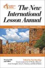 The New International Lesson Annual 2015 - 2016 : September 2015 - August 2016