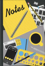 Notes Notebook : A Streamline Journal - Race Point Publishing