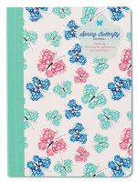 Spring Butterfly Journal - Jane Dixon