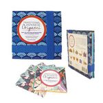 Traditional Japanese Origami Kit : Includes 75 Sheets of Origami Paper and Instructions for 10 Classic Folds - Carol Guzowski