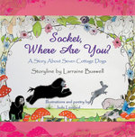 Socket, Where Are You? : A Story about Seven Cottage Dogs - Jude Leonard