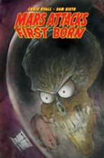 Mars Attacks : First Born - Sam Kieth