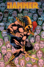 The Hammer : Kelley Jones' Complete Series - Kelley Jones
