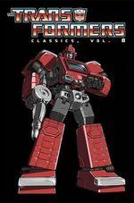 Transformers Classics : Volume 8 - Bob Budiansky