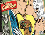 Steve Canyon : 1955-1956 Volume 5 - Milton Caniff