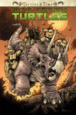 Teenage Mutant Ninja Turtles : Turtles in Time - Paul Allor