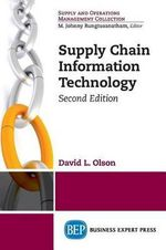 Supply Chain Information Technology - David L Olson