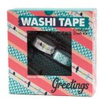 Washi Tape Greetings Kit - Courtney Cerruti