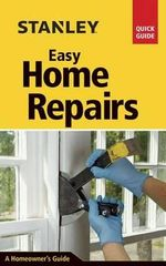 Stanley Easy Home Repairs - David Toht