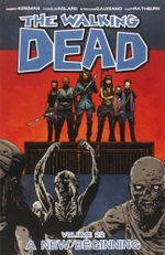 The Walking Dead : Volume 22 : A New Beginning - Charlie Adlard