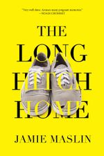 The Long Hitch Home - Jamie Maslin