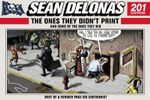 Sean Delonas: The Ones They Didn't Print and Some of the Ones They Did : 201 Cartoons - Sean Delonas