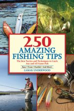 250 Amazing Fishing Tips : The Best Tactics and Techniques to Catch Any and All Game Fish - Lamar Underwood