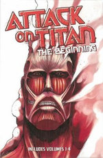 Attack on Titan : the Beginning Box Set - Hajime Isayama