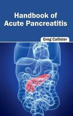 Handbook of Acute Pancreatitis