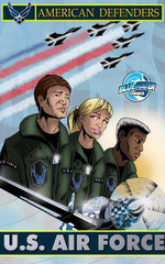 American Defenders : The Air Force Vol.1 # 1 - Don Smith