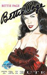 Tribute : Bettie Page Vol.1 # 1 - Michael L. Frizell