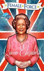 Female Force : Queen of England: Elizabeth II Vol.1 # 1 - John Blundell
