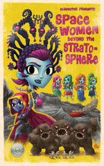 Space Women Beyond the Stratosphere Vol.1 # GN - Scott Amundson