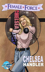 Female Force : Chelsea Handler Vol.1 # 1 - Melissa Seymour