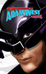 Misadventures of Adam West : Omnibus Vol.1 # GN - Adam West