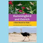 Hummingbird and Ostrich : A Bird Book for Kids - Novare Lawrence
