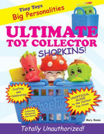 Ultimate Toy Collector : Shopkins - Mary Boone