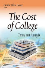 Cost of College : Trends & Analysis