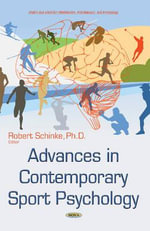 Advances in Contemporary Sport Psychology - Dr. Robert Schinke