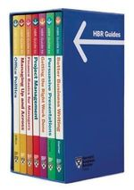 HBR Guides Boxed Set (7 Books) - Nancy Duarte